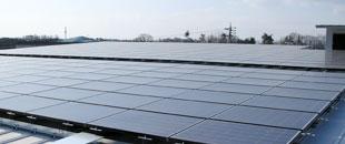 双信電機株式会社・ソーラー発電部分